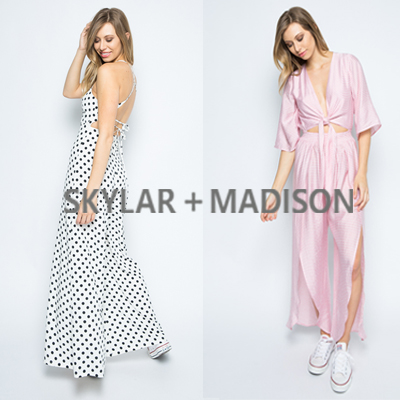 SKYLAR + MADISON - orangeshine.com