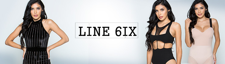 LINE 6IX - orangeshine.com