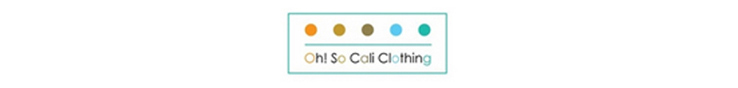OH SO CALI CLOTHING - orangeshine.com