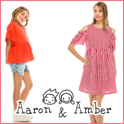 AARON & AMBER WHOLESALE SHOP - orangeshine.com