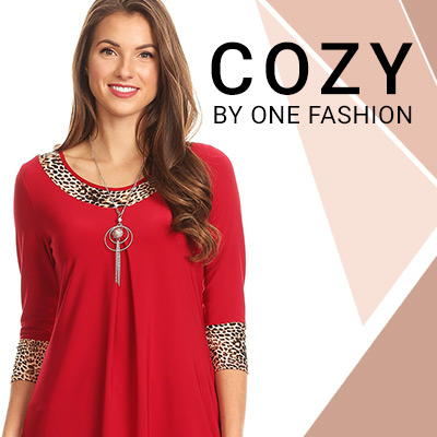 COZY BY ONE FASHION - orangeshine.com