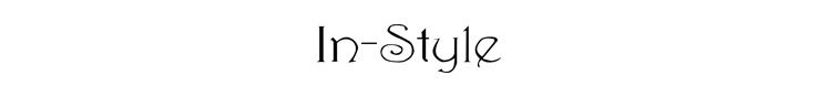 IN STYLE - orangeshine.com