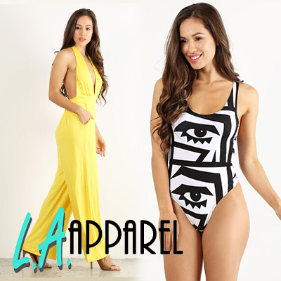 LA APPAREL - orangeshine.com