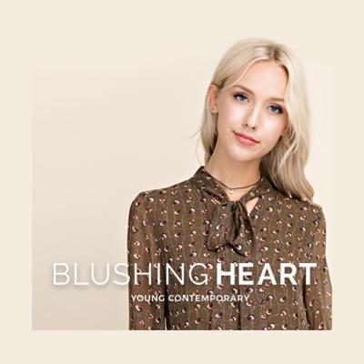 BLUSHING HEART - orangeshine.com