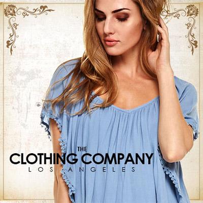 THE CLOTHING COMPANY WHOLESALE SHOP - orangeshine.com