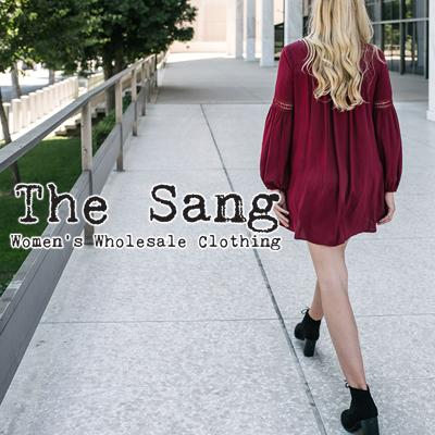 THE SANG CLOTHING - orangeshine.com