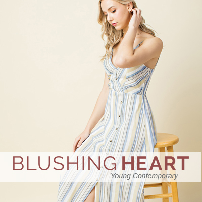BLUSHING HEART - orangeshine.com