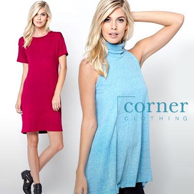 CORNER CLOTHING - orangeshine.com