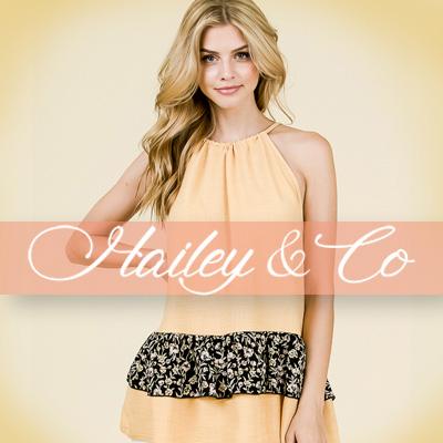 HAILEY AND CO WHOLESALE SHOP - orangeshine.com