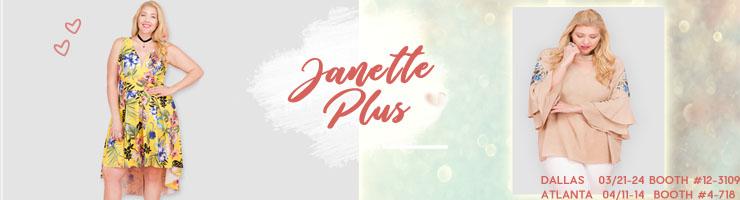 JANETTE PLUS - orangeshine.com