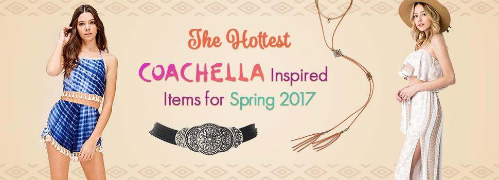 2017 Coachella Pieces
